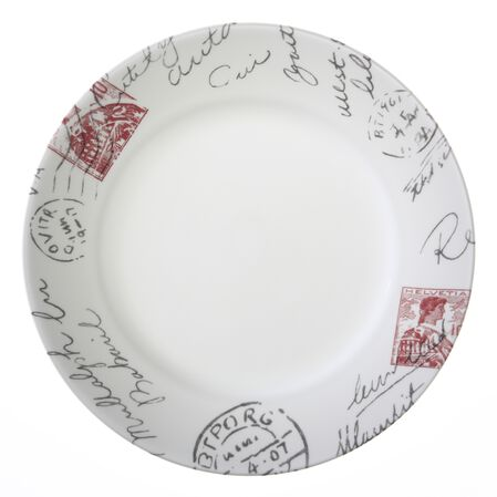 "Impressions™ Sincerely Yours 10.75"" Plate"