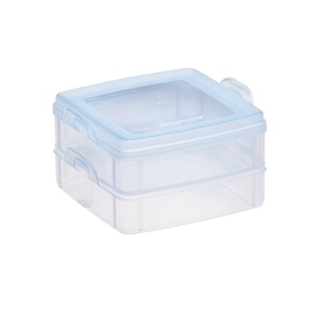 Snap 'N Stack® Food Storage Sandwich Box