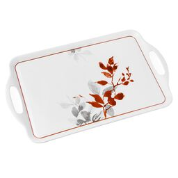 Coordinates® Kyoto Leaves Melamine Serving Tray