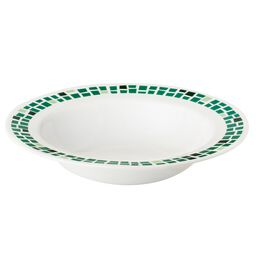 Boutique™ Precious Colors 28-oz Wide Rimmed Bowl, Emerald Green