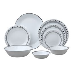 Livingware™ City Block 76-pc Dinnerware Set