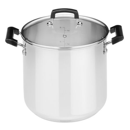 Stainless Steel 10-qt Stock Pot