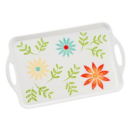 Coordinates® Happy Days Melamine Tray