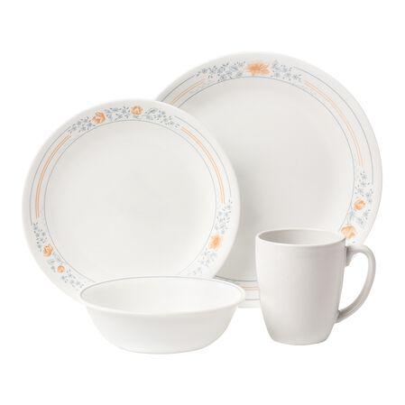Livingware™ Apricot Grove 16-pc Dinnerware Set