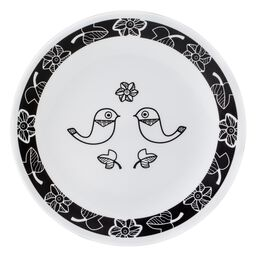 "Birds of a Feather 8.5"" Plate by Corelle®"