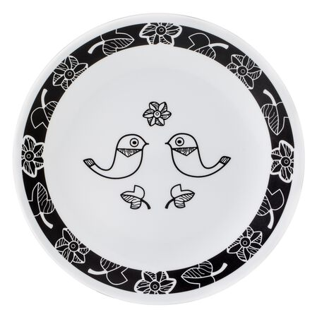 """Birds of a Feather 8.5"""" Plate by Corelle®"""