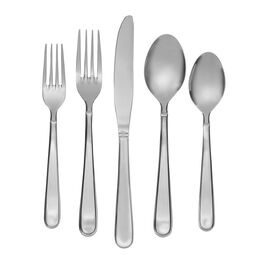 Wright Mirror 65-pc Flatware Set