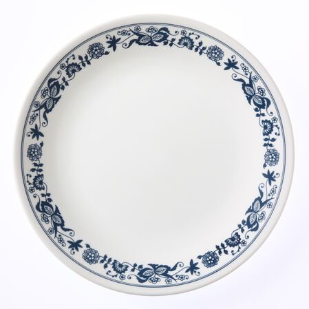 "Livingware™ Old Town Blue 8.5"" Plate"