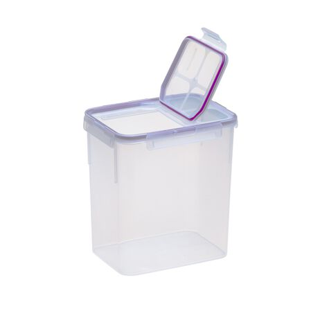 Airtight Food Storage 23 Cup Rectangular Container w/ Fliptop Lid