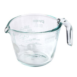 1 Cup 100th Anniversary Measuring Cup, White