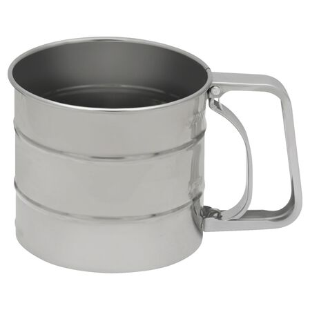 Essentials 2 Cup Flour Sifter