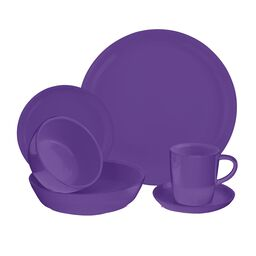 6-pc Twilight Dinnerware Set