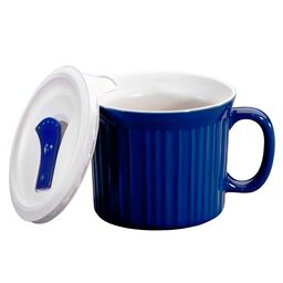 Colours® Pop-Ins® Blueberry 20-oz Mug w/ Vented Lid