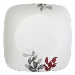 "Square™ Kyoto Leaves 10.5"" Plate"