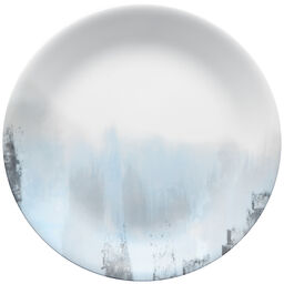 "Boutique™ Tranquil Reflection 8.5"" Plate"