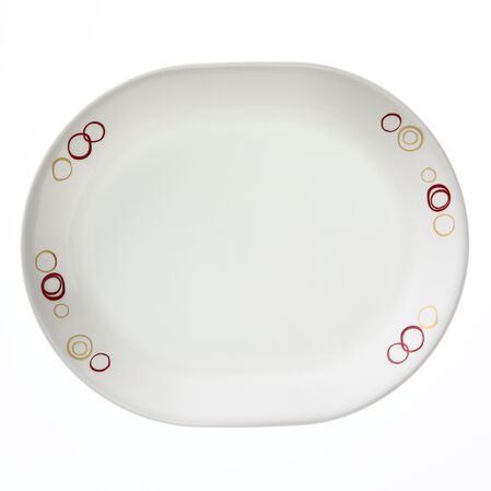 "Livingware™ Circles 12.25"" Serving Platter"