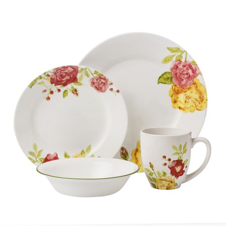 Boutique™ Emma Jane 16-pc Dinnerware Set