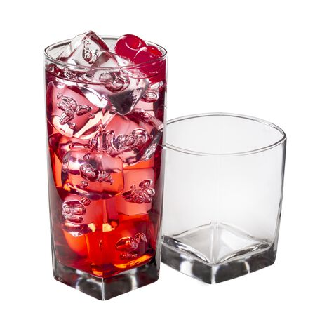 Rio 16-pc Glassware Set