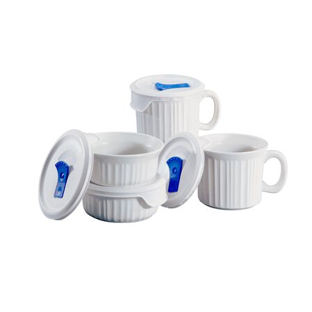 French White® Pop-Ins® 8-pc Set
