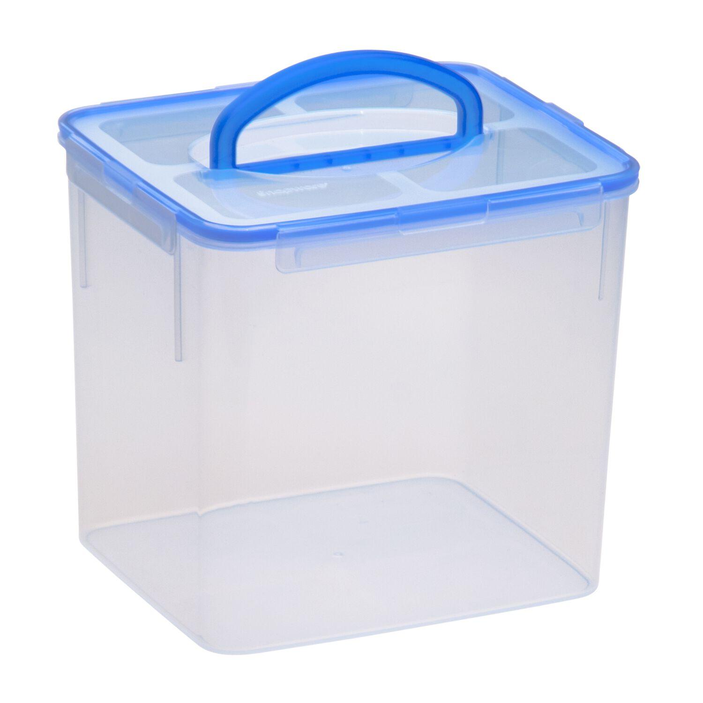 Snapware airtight food storage 40 cup rectangular for Container en francais
