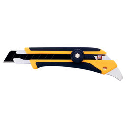 Fiberglass-reinforced ratchet-lock utility knife (L-5)
