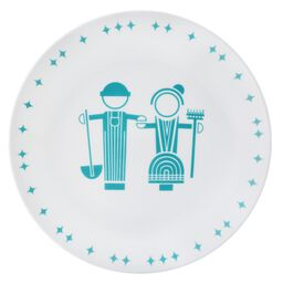 "Rise N' Shine 8.5"" Plate by Corelle®"