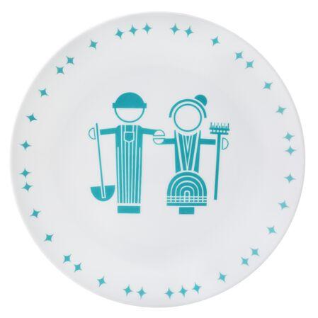 "Rise N' Shine 8.5"" Plate by Corelle®"