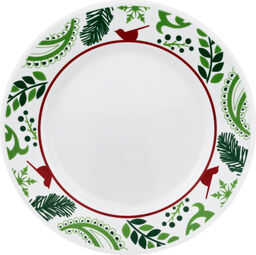 "Impressions™ Birds & Boughs 10.75"" Plate"