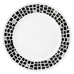 "Boutique™ Precious Colors 8.5"" Plate, Black Onyx"