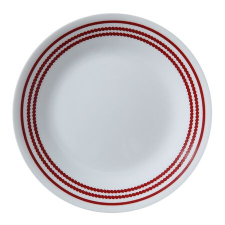 "Livingware™ Ruby Red 6.75"" Plate"