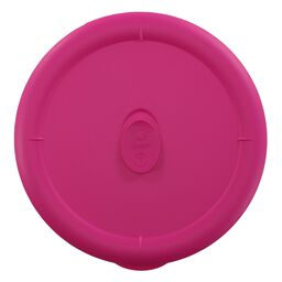 Storage Deluxe™ 3-qt Round Lid, Berry