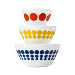 Spot On 3-pc Mixing Bowl Set, inspired by Pyrex®