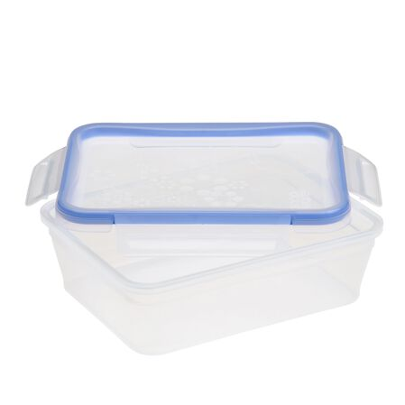 Total Solution™ Plastic Food Storage 8.39 Cup Container