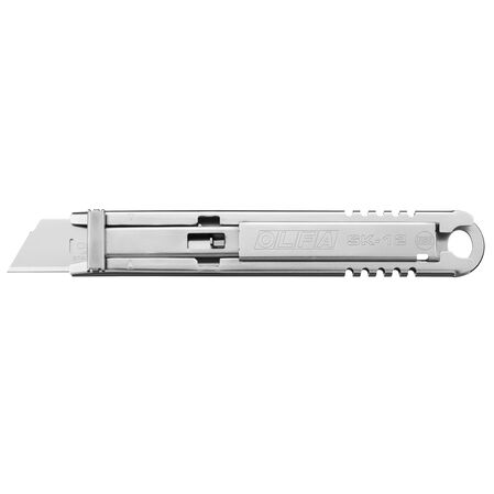 Stainless Steel Self-Retracting Safety Knife (SK-12)