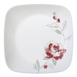 "Square™ Blushing Rose 8.75"" Plate"