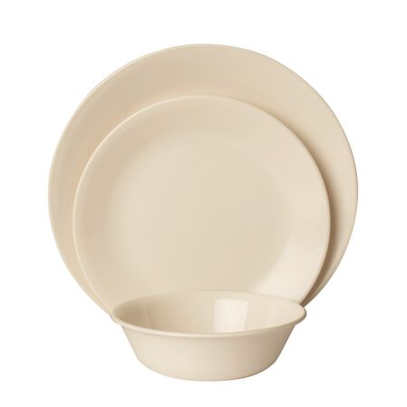 Impressions™ Sandstone 18-pc Dinnerware Set