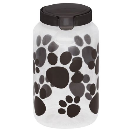 Airtight Food Storage 17.2 Cup Pet Treat Canister