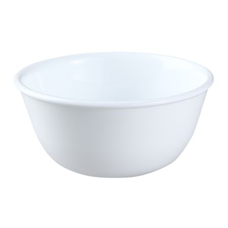 Livingware™ Winter Frost White 12-oz Bowl