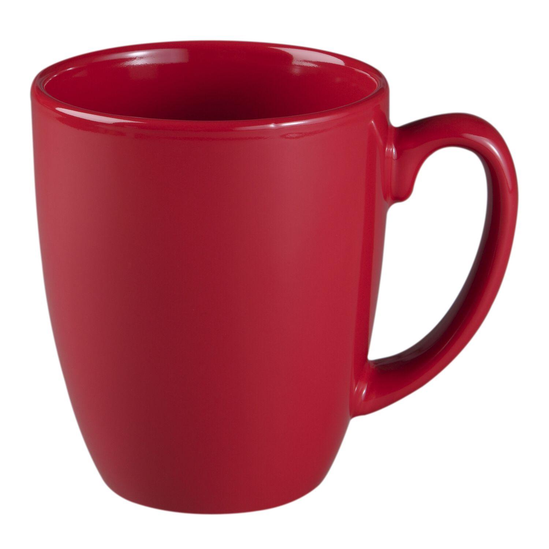 corelle livingware 11 oz stoneware mug berry corelle. Black Bedroom Furniture Sets. Home Design Ideas