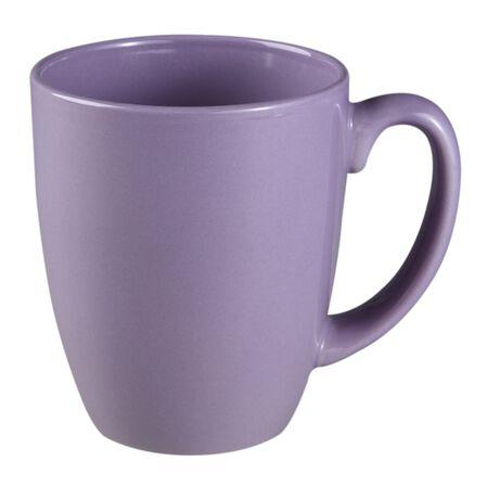Livingware™ 11-oz Stoneware Mug, Purple