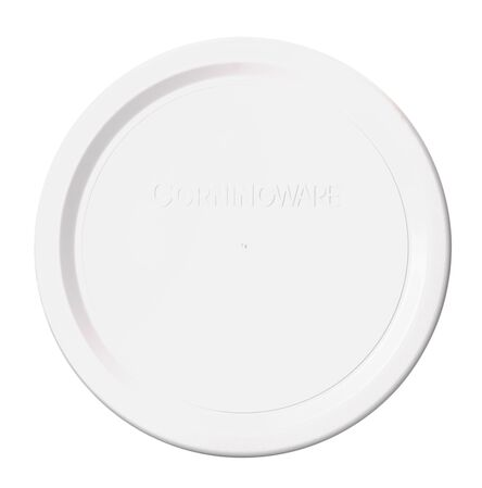 French White® 16-oz Round Lid