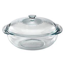 2-qt Casserole w/ Glass Lid