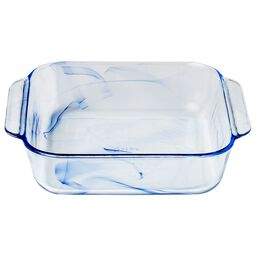 "Watercolor Collection™ Blue 8"" Square Baking Dish"
