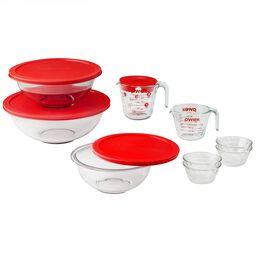 13-pc Mixing Bowl Set