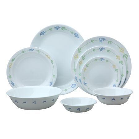Corelle Shipping / Return Policy: Orders over $99 will receive FREE standard shipping in the United States. Allow days for your order to process before it is shipped out. If you are not satisfied with any item, an exchange or return will be processed minus the shipping and handling fees. About Corelle.