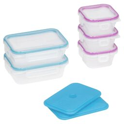 Total Solution™ On the Go 12-pc Plastic Value Pack