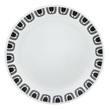 "Livingware™ Black Night 10.25"" Plate"