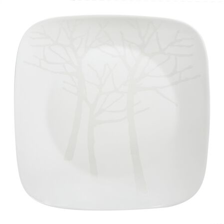 "Square™ Frost 10.5"" Plate"