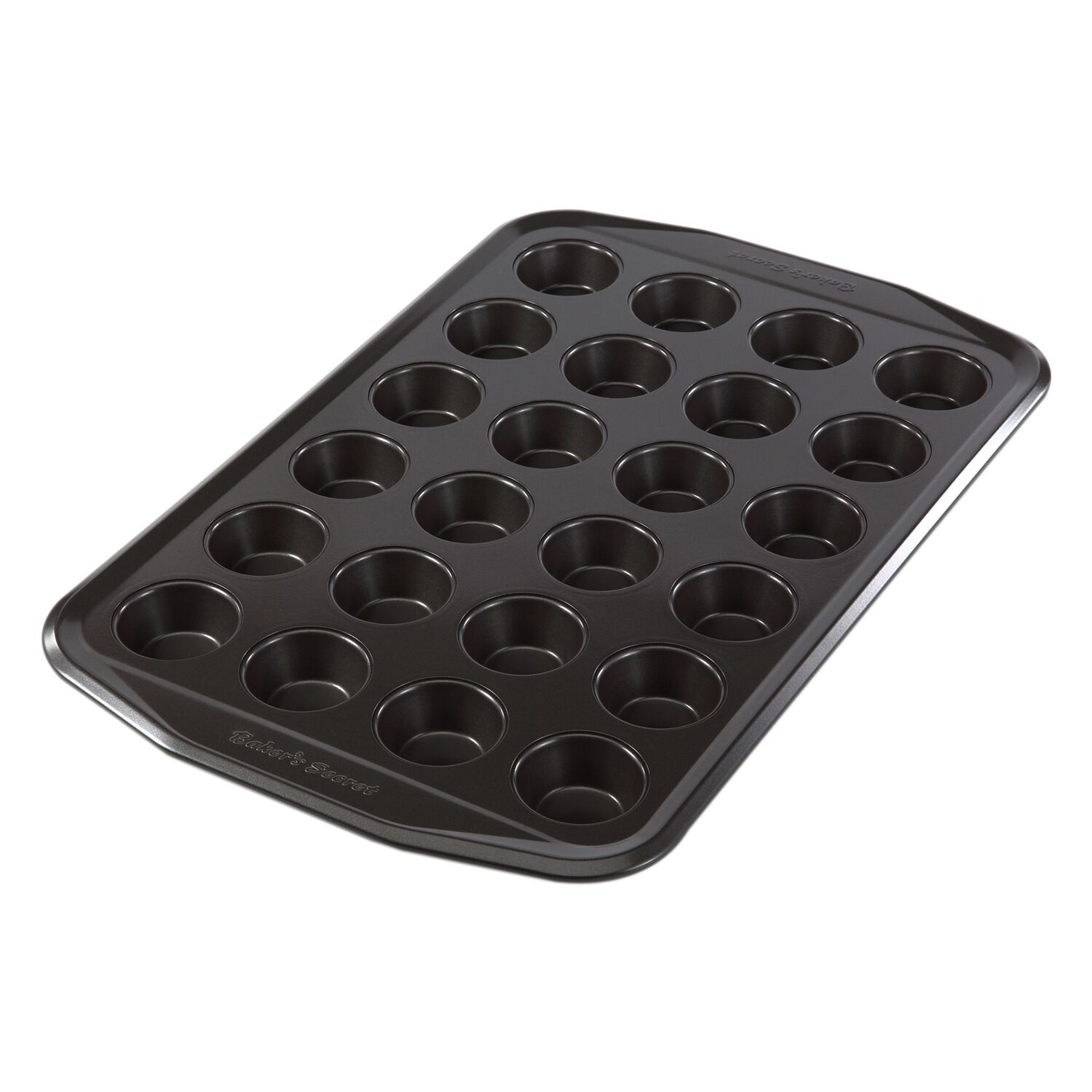 Baker's Secret Signature 24 Cup Muffin Pan