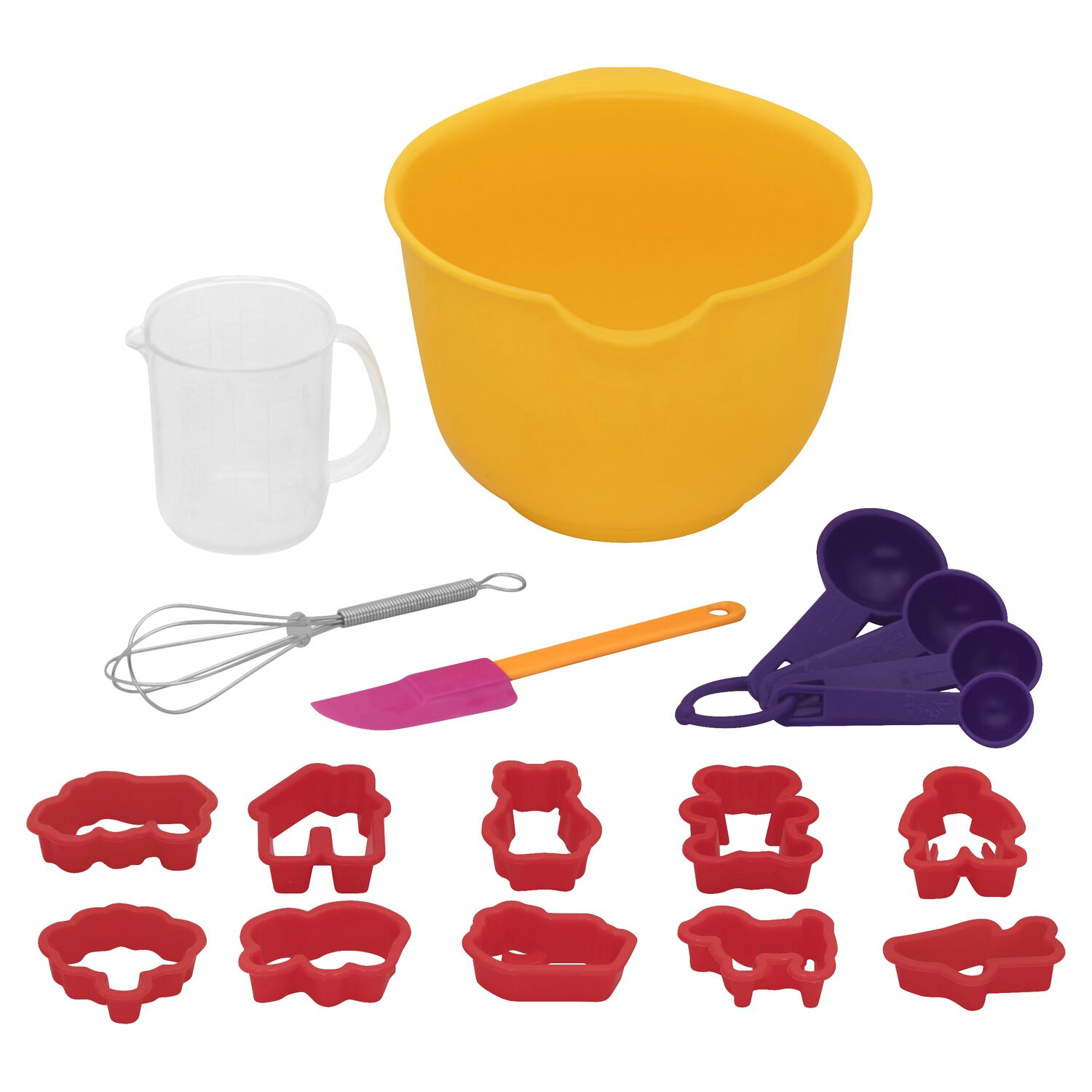 Baker's Secret Essentials Kid's Baking Kit